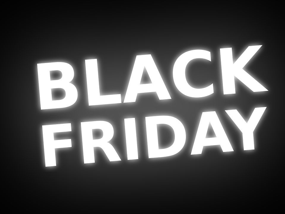 Черная пятница - 10% на все!