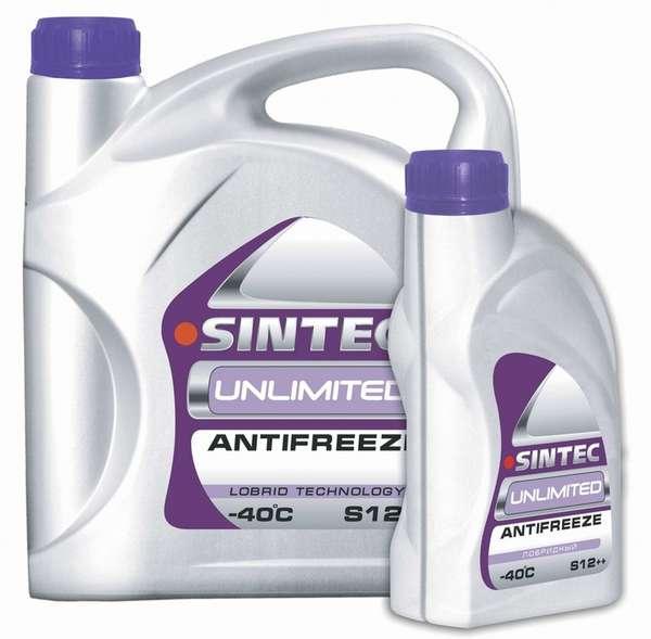 Антифриз SINTEC по цене от производителя!