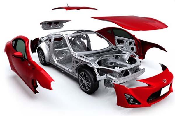 Кузовные детали для вашего авто.
